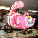 Cheshire Cat - Erin Imes and Kendra Arnold