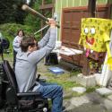 Jason Burley verses Sponge Bob