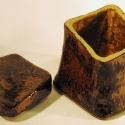Box with lid - Carol Way - Sample