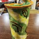 Alison's Vase back- Landon Brown