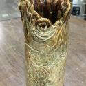 Carved Vase - Kendra Arnold