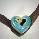 Heart on Driftwood  3 - Kendra Arnold