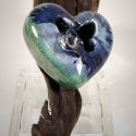 Heart on Driftwood 5 - Kendra Arnold