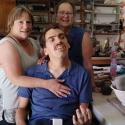 Jason Burley, Teresa, Carol
