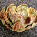 Lotus Flower Bowl- Leo Black
