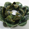 Lotus Flower Bowl  - Carol Way - Sample
