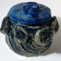 Early small pinch pot - Kendra Arnold