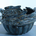 Mottled Bowl - Stacie Lanners