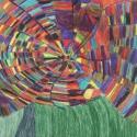Web - Erin Imes - Colored Pencil