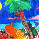 Treasure Beach - Alicia Feebus - Markers