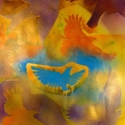 Birds - Jason Burley - Airbrush Silhouette