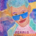 Ferris Bueller - Lauren Svacek - Colored Pencil