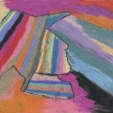 Giddy-up - Erin Imes - Oil Pastel