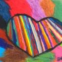 Heart - Erin Imes - Oil Pastel