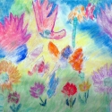 Wild Flowers - Jasmine Ambrose - Pastel