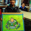 Jonathan, Buzz, Yvette