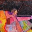 Katniss - Lucas Etzell - Colored Pencil