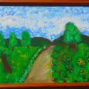 Landscape - Geno Dogans - Acrylic