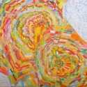 Web -  Leo Black - Colored Pencil