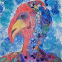 Turkolese - Lauren Svacek - Colored Pencil