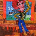 Woody - Ben Sherlock  - Colored Pencil