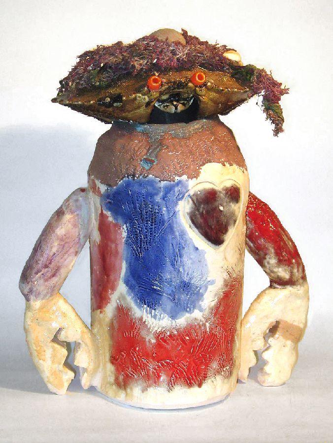 Crab Pot - Leo Black