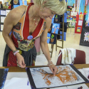 Betsy Gmerick TD at the Festival of the Arts