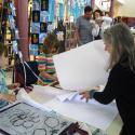 Deborah Koff-Chapin at the Festival of the Arts