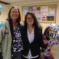 Sherilyn Sligh - Student Intern with Carol Way